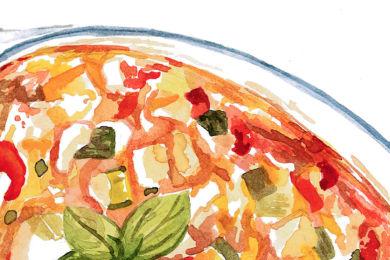 Recipe: Minestrone