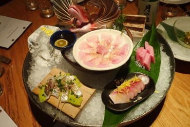 New Seasonal Menu Review: Zuma