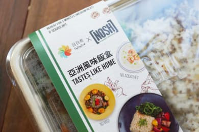 NOSH Introduces New Asian Menu