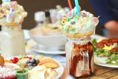 International Restaurant Review: Corner Bakery, Amsterdam