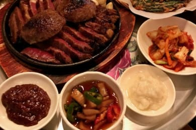 New Menu Review: Ssal Bori Ssal Rings in Korean and Chinese New Year with 5 New Dishes