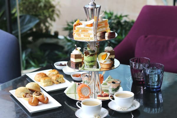 New Afternoon Tea: Flavours of Hokkaido with Chef Shinpei Asada at JW Marriott