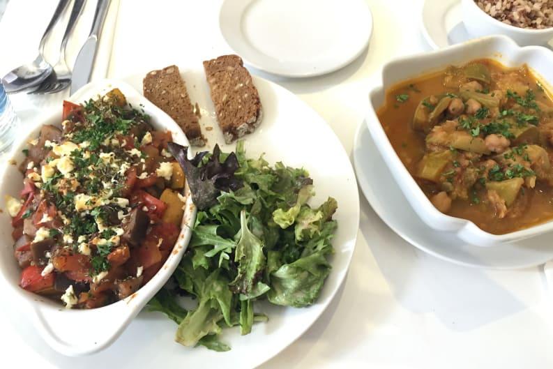 Maya Cafe Mediterranean Lifestyle Restaurant Review