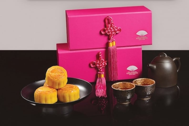 Top 5 'Posh Pressie' Mooncakes