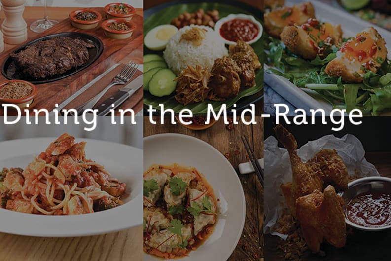 Dining in the Mid-Range