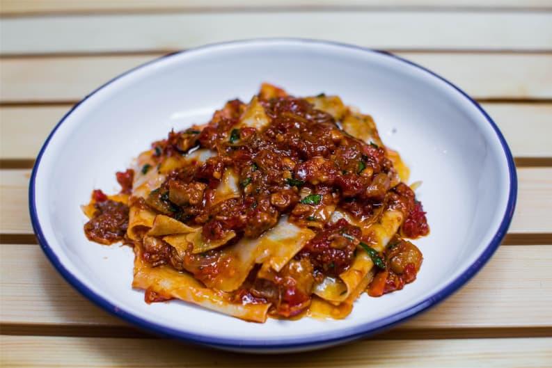 New Linguini Fini on Elgin Street