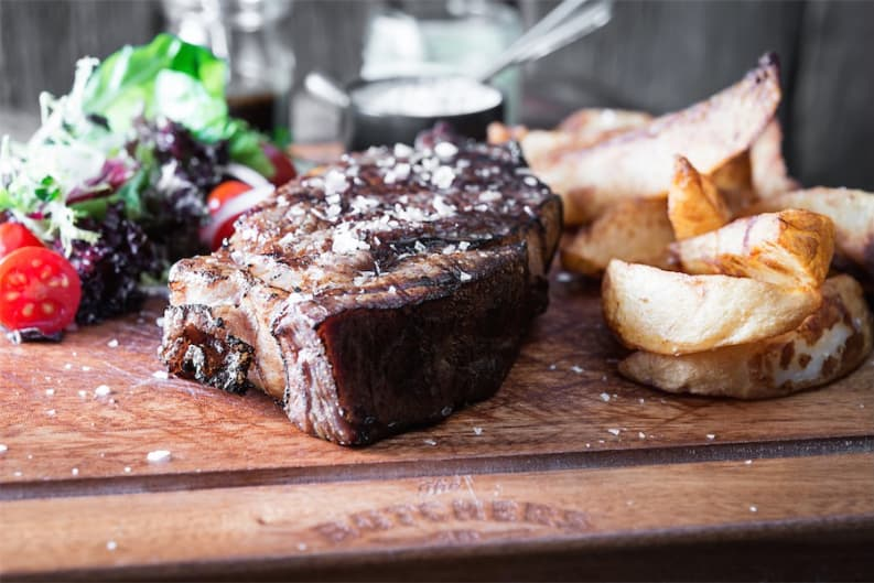 Steak Frites by Butchers Club