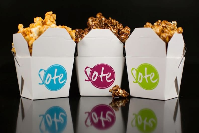 The Foodie Start Up Diaries: SOTE Popcorn