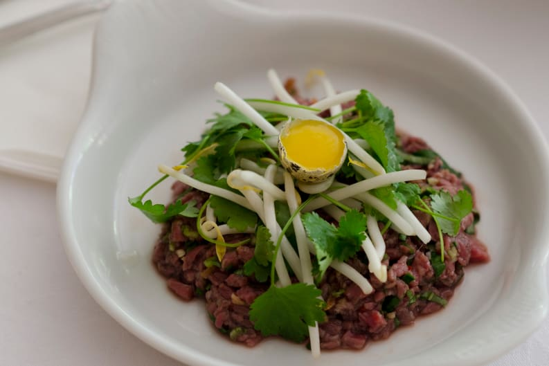 Vietnamese Steak Tartare Recipe