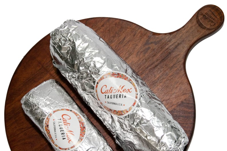 1kg Burrito Eating Competition