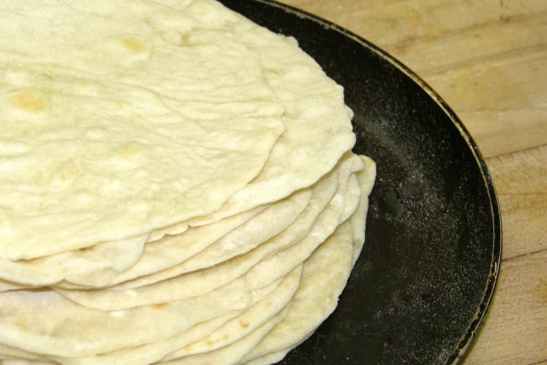 Cali-Mex's Quest for the Best Tortilla