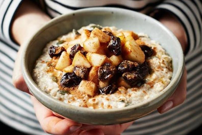 Bircher Muesli Recipe
