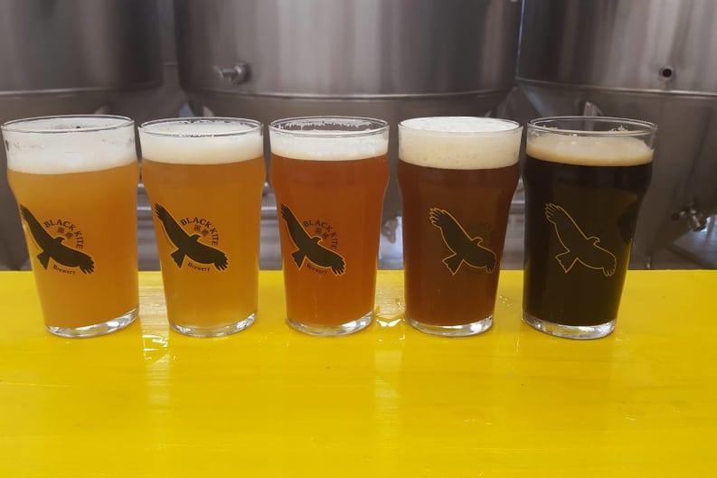 Hong Kong Craft Beer Review: Black Kite Brewery