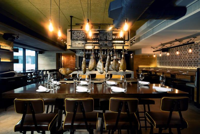 Boqueria Restaurant Review