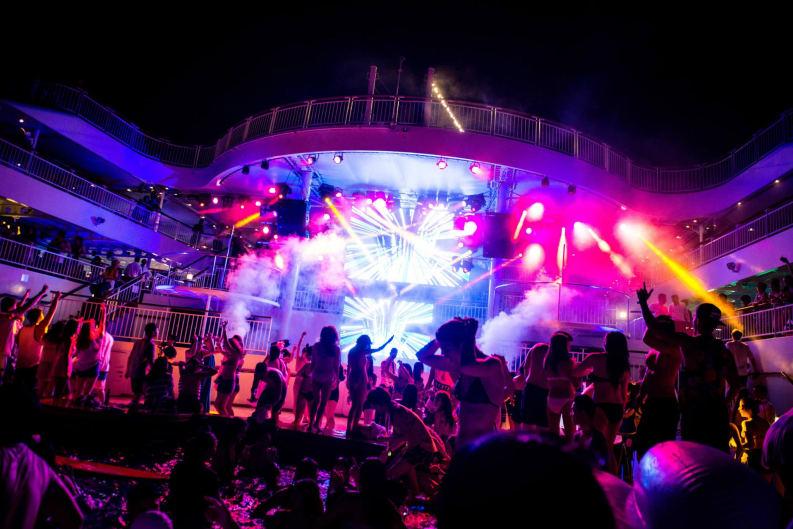 foodpanda Celebrates its 1st Anniversary Aboard Party Cruise BEATSHIP