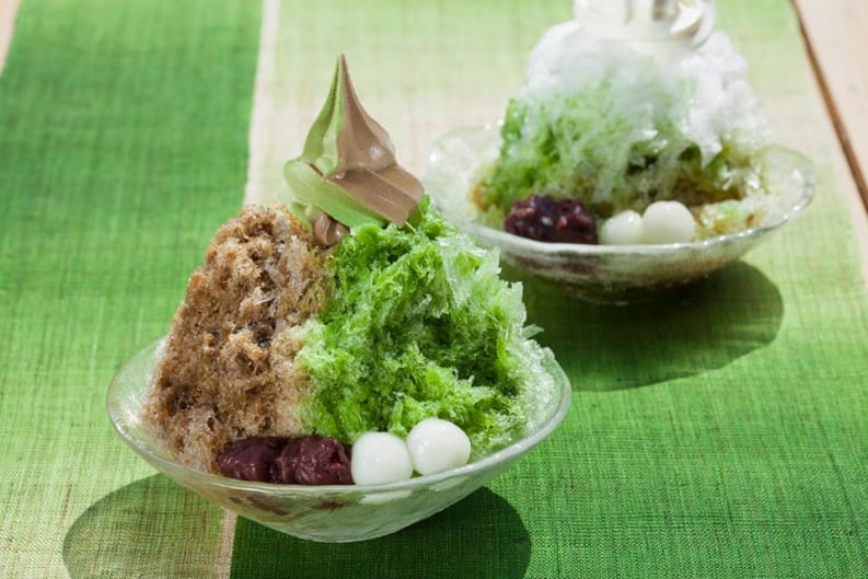 The Best Matcha Desserts in Hong Kong