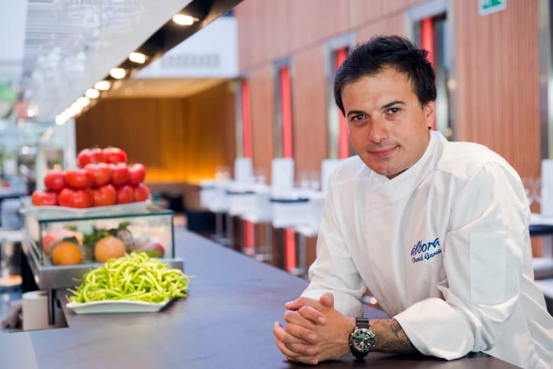 Vasco Welcomes Renowned Basque Chef David Garcia