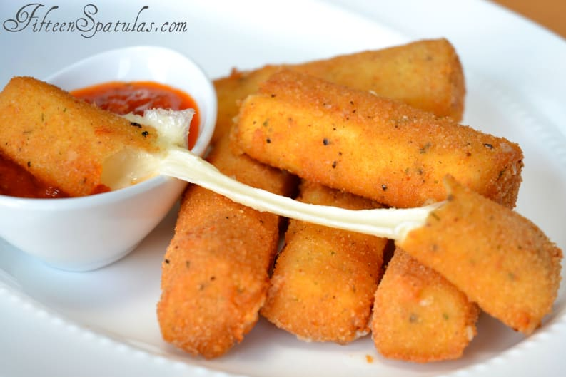 How to Make the Best Mozzarella Sticks