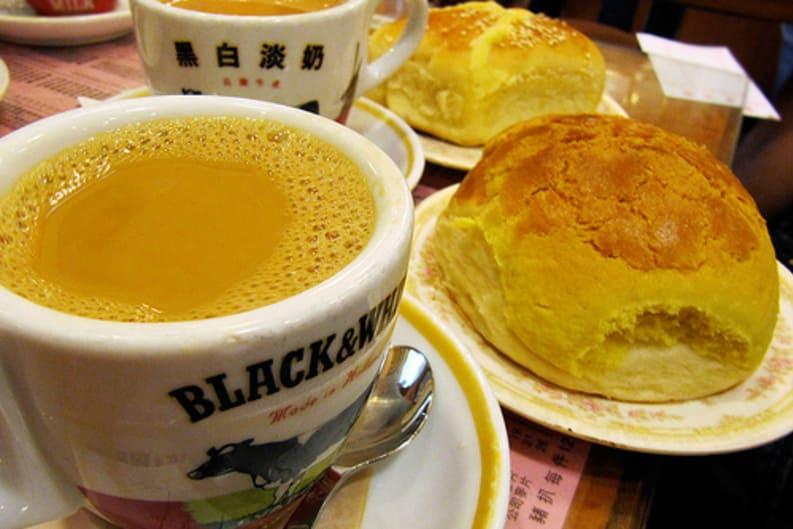 The Legend of Hong Kong-Style Milk Tea