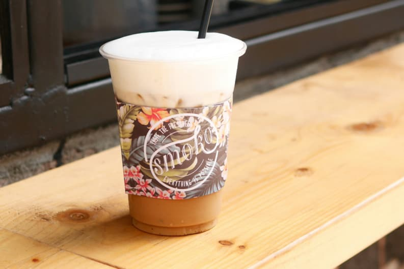 Smoko: Hole-in-the-Wall Iced Coffee in Fortress Hill