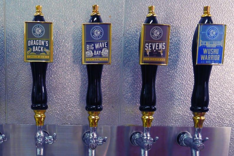 Hong Kong Craft Beer Review: HK Beer Co. in Chai Wan