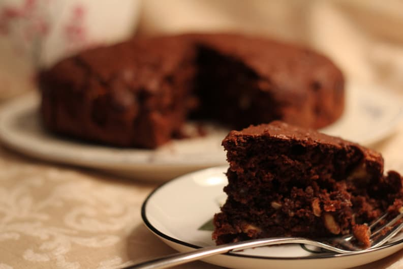 Epic Chocolate and Beetroot Cake