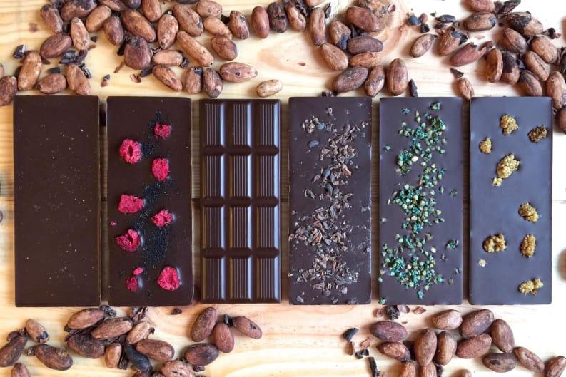 Raiz the Bar: The Newest Raw Chocolate on the Block