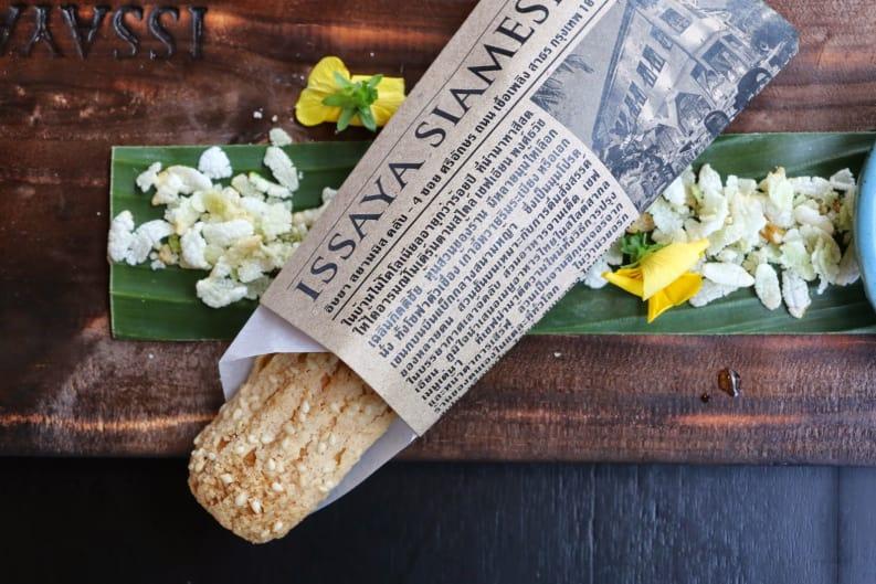 Issaya Siamese Club: A New Thai Restaurant in Hong Kong