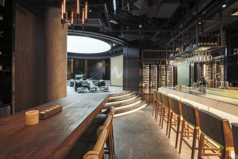 Mercedes me Opens in Central, Hong Kong