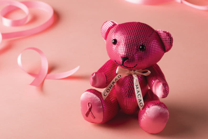 Conrad Macao Launches 'PINK Inspired 2015' Campaign