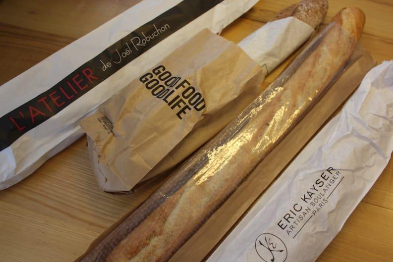 法式長麵包決高下
