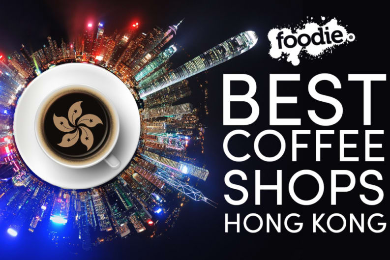 Hong Kong Featured Premium Coffee Shop