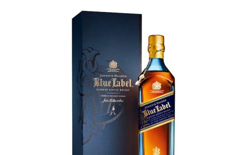 Johnnie Walker Blue Label Tasting