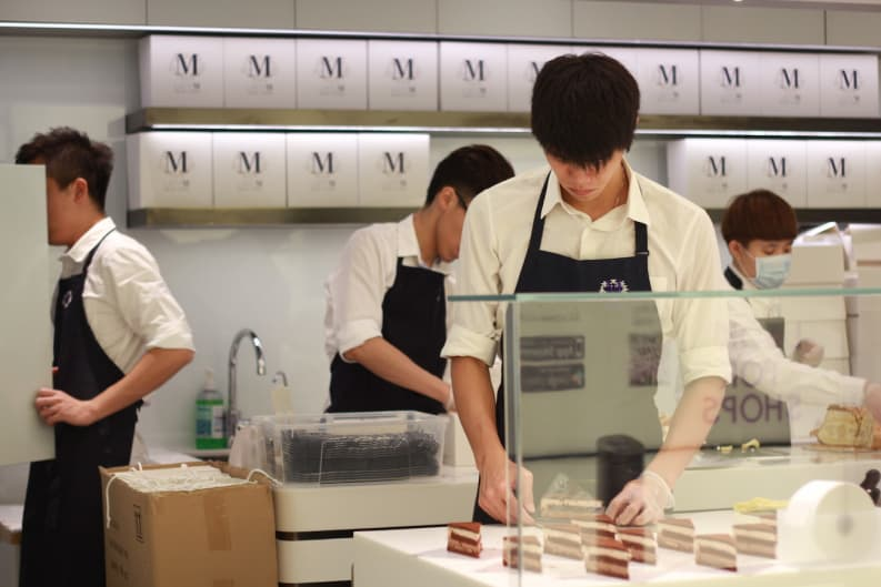 Lady M Opens Their Second Store in IFC Mall