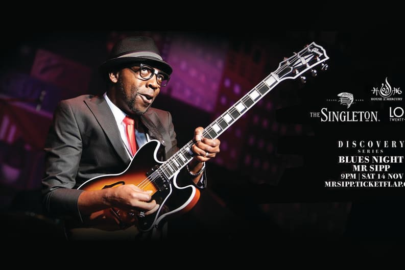 Mr. Sipp Live Music Giveaway with Singleton Discovery Series