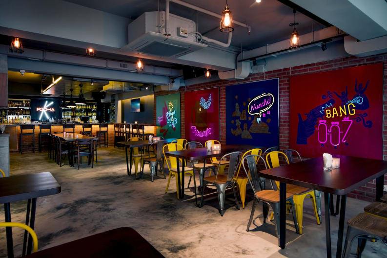 New Bar Review: K-Pocha