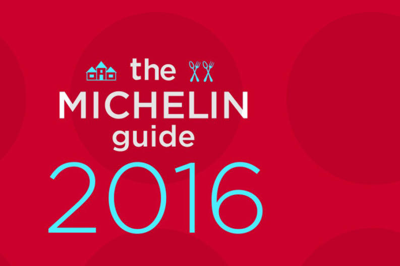 The 2016 Michelin Stars for Hong Kong