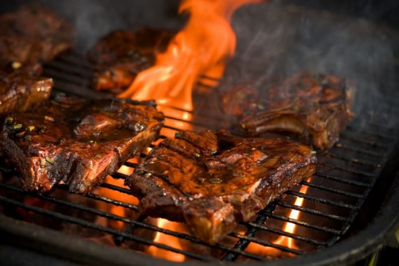 Grilled Meat Might Cause Kidney Cancer