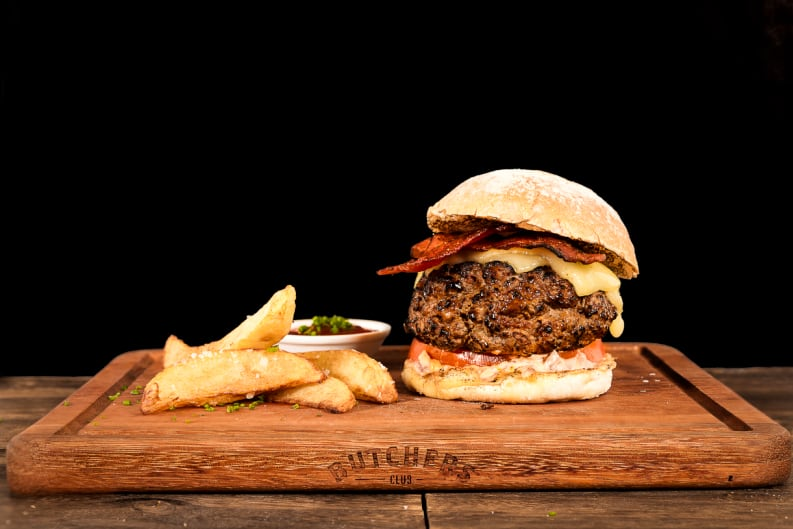 Butchers Club Burger Opens Third Branch in TST