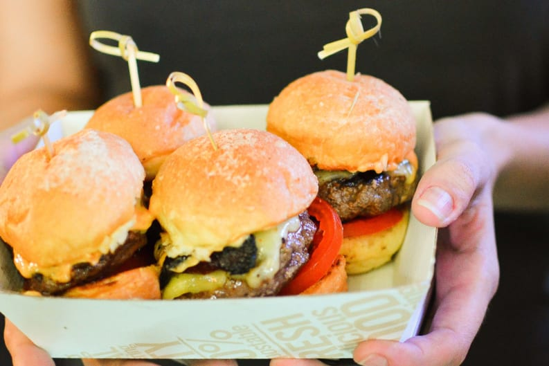 NEW Restaurant Opening: The Butcher's Club Burger Arrives in Kowloon