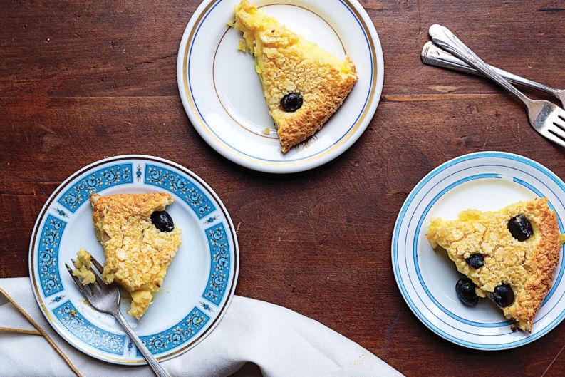 Too Much Cheesecake? Try Brocciu Cake