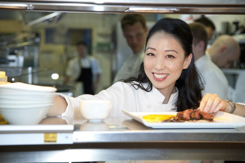 An Interview with Chef Judy Joo of Jinjuu