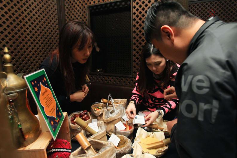 Bazaar Bazaar at Al Pasha Silk Road Cuisine