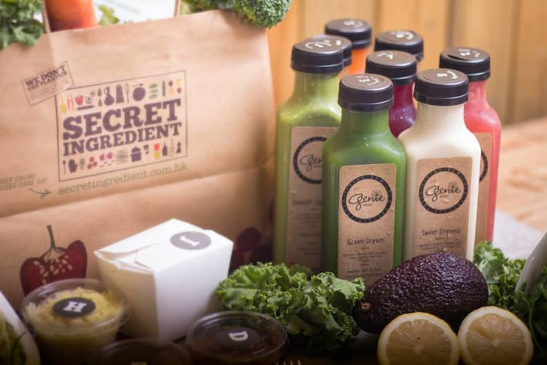 Genie Juicery x Secret Ingredient 6-Day Detox Giveaway