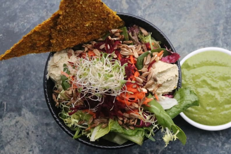 Life Cafe Salad Recipe