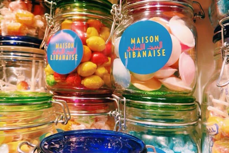 新登場黎巴嫰餐廳Maison Libanaise
