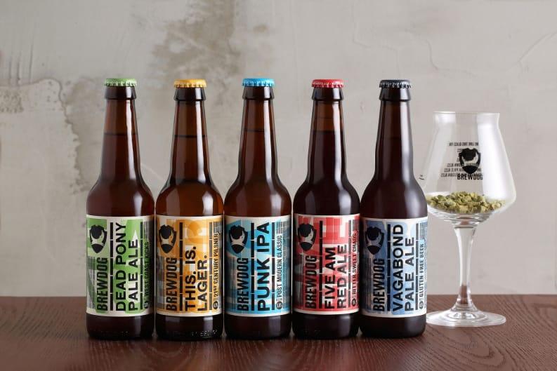 英國手工啤酒品牌BrewDog 登陸香港 設酒吧推限量產品