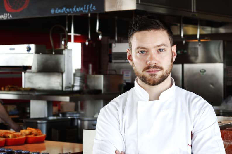 Exclusive Interview with Duck & Waffle Executive Chef Daniel Doherty