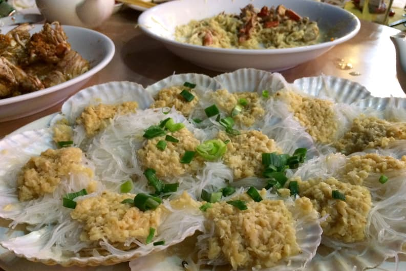 Sealicious at Hung Kee's in Sai Kung
