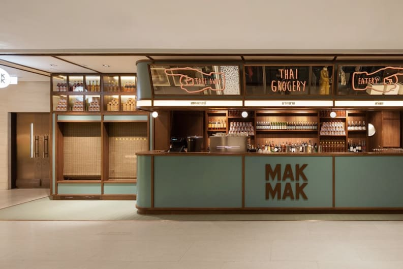 Authentic Thai Dishes and a $30 Happy Hour at the Newly Opened Mak Mak